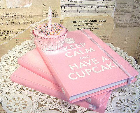 cake, candle, cupcake, cute, girly