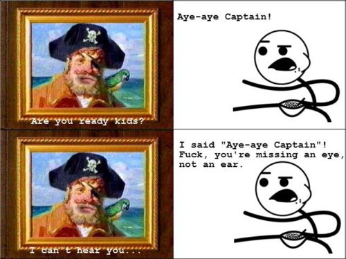captain, fail, lol, pirate, spongebob