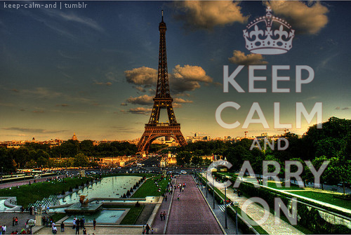 carry on, eiffel tower, keep calm, keep calm and carry on, keep-calm-and