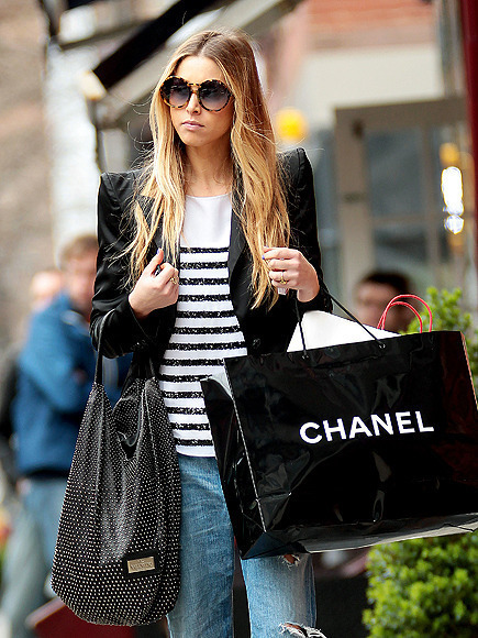 chanel, fashion, outfit, the city, whitney port