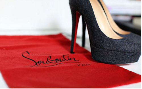 christian louboutin, fashion, hear, heels, high heels, louboutin, love, photography, pretty, pumps, red, shoes