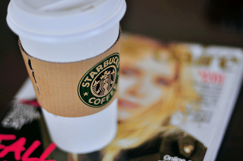 coffe, fashion, starbucks