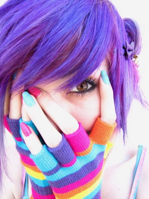 Innovative Cute Hair Colors For Girls With Brown Eyes Colored Hair Tips Related