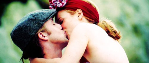 couple, kiss, love, rachel mcadams, ryan gosling