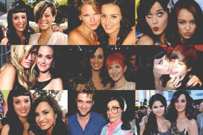 demi lovato, hayley williams, justin bieber, justin viado, katy kissed the girl