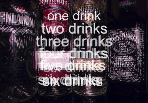 drink, drinks, drunk, drunks, five, four, kenari, one, party, six, three, two