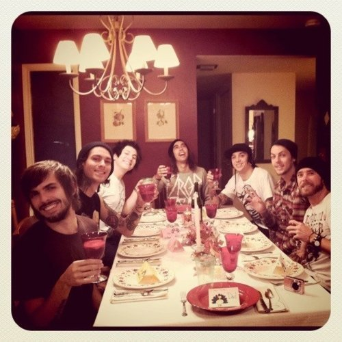 dropdead, food, gauges, jaime preciado, mike fuentes