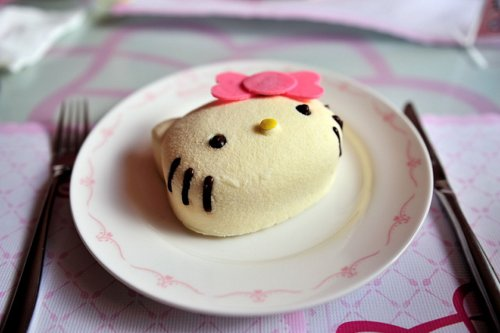 food, hello kitty, honre o brasil, ice cream, kitty
