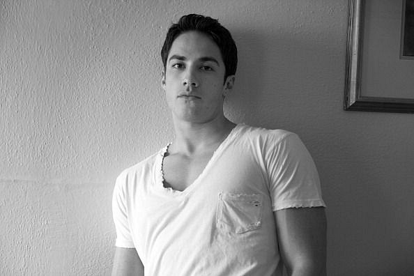 guy, michael trevino, the vampire diaries