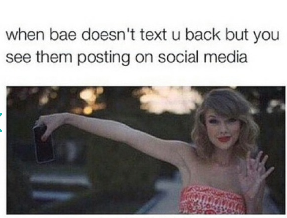 Funny Memes For Bae : Taylor swift image by marky on favim