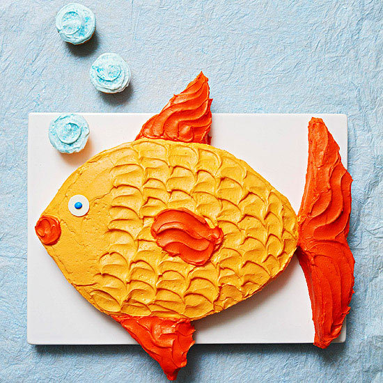 how to make homemade fish food for goldfish