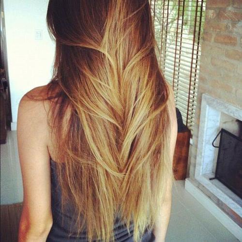 Hair || blonde || tumblr - image #2441061 by LADY.D on ...