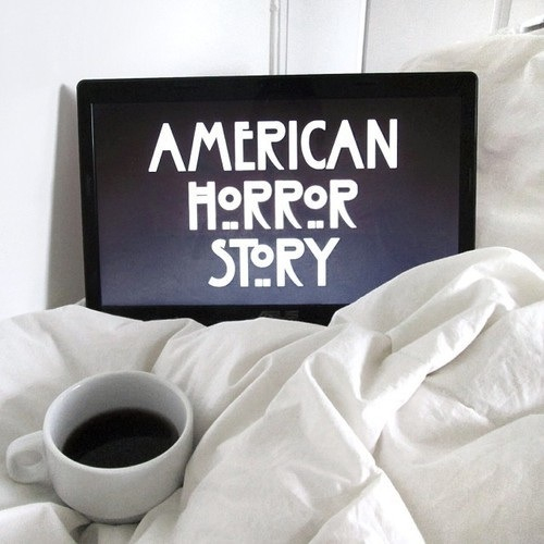 I want to watch it image 2444541 by saaabrina on for American horror story wall mural