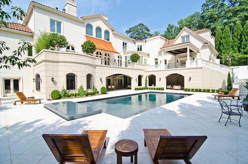 Michael Kors mansion in