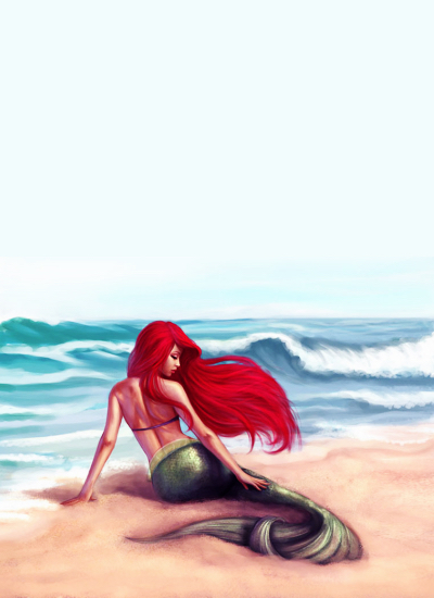 ariel, beautiful, disney and lovely