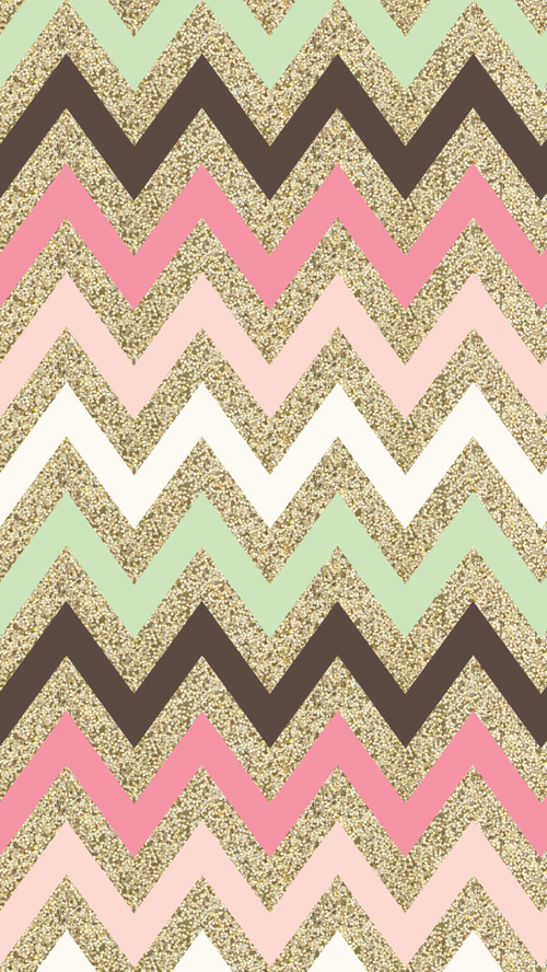 Chevron Glitter Background @chicfetti | via Tumblr - image ...