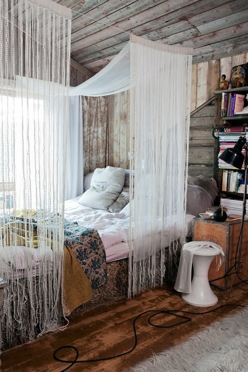 Bed Bedroom Decor Diy Fashion Girl Hipster Indie Image 2534480 By Marky On