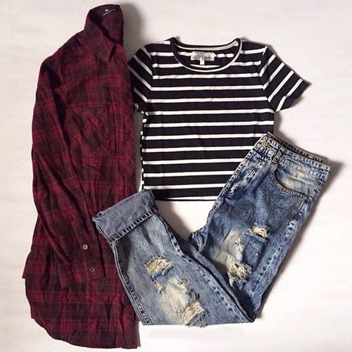 Cute Fashion Grunge Hipster Outfit Style Stylish Tumblr Image 2536800 By Lady D On