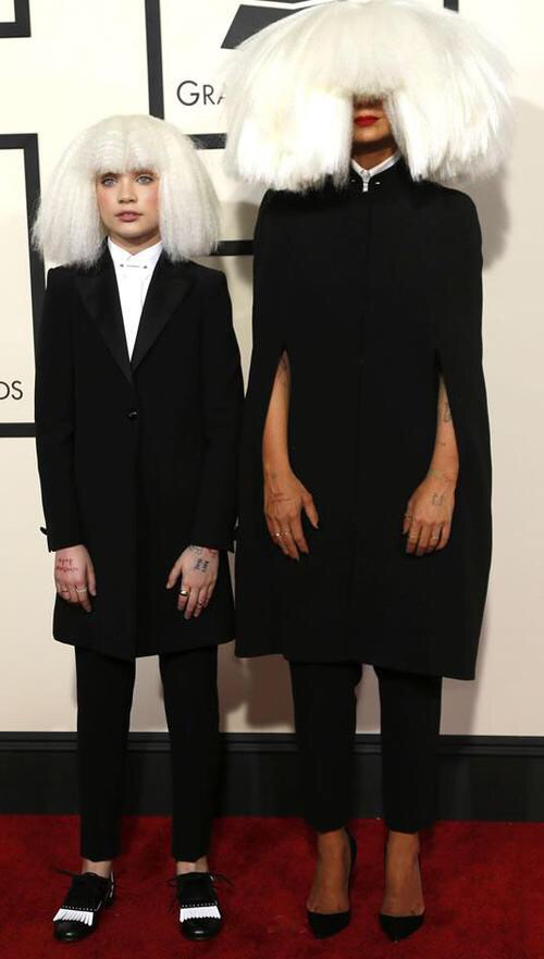 Sia and Maddie - image #2538231 by miss_dior on Favim.com