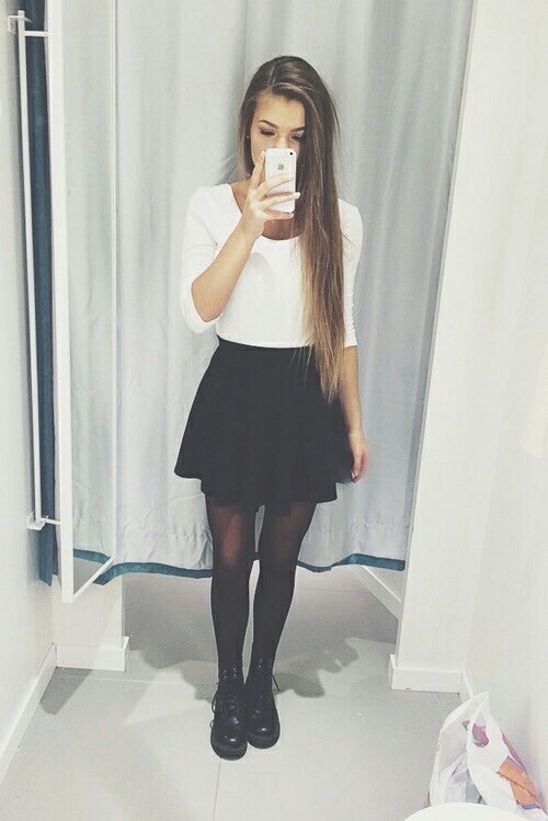 * أناقة * black-clothes-cute-f