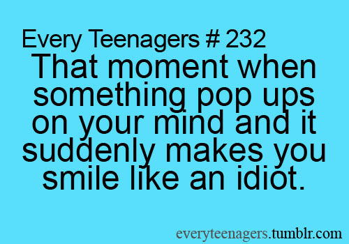 Every Teenagers - Relatable Teenage Quotes - image #2576100 by ...