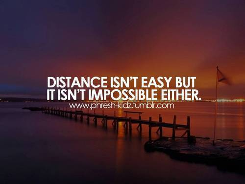distance, iimpossible, amour, citation, citations - image #2613630 par ...