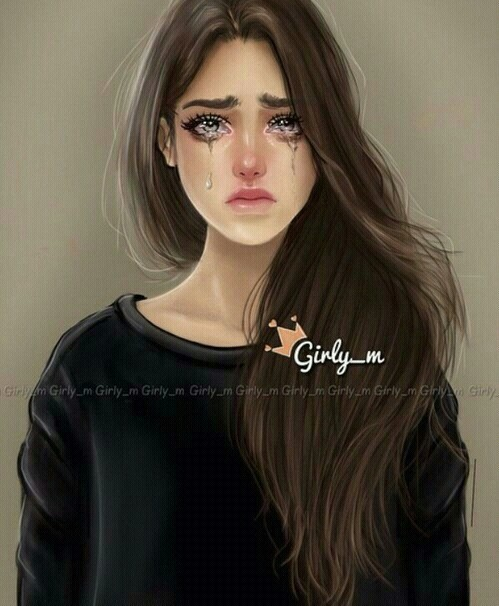 Pretty Crying Girl Image 2618541 By Maria D On Favim Com