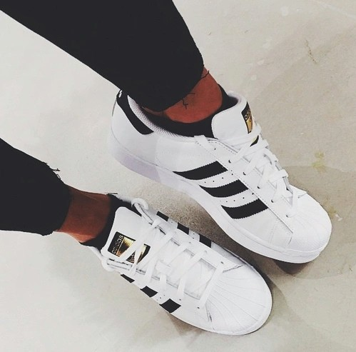 Adidas Shoes For Girls White And Black