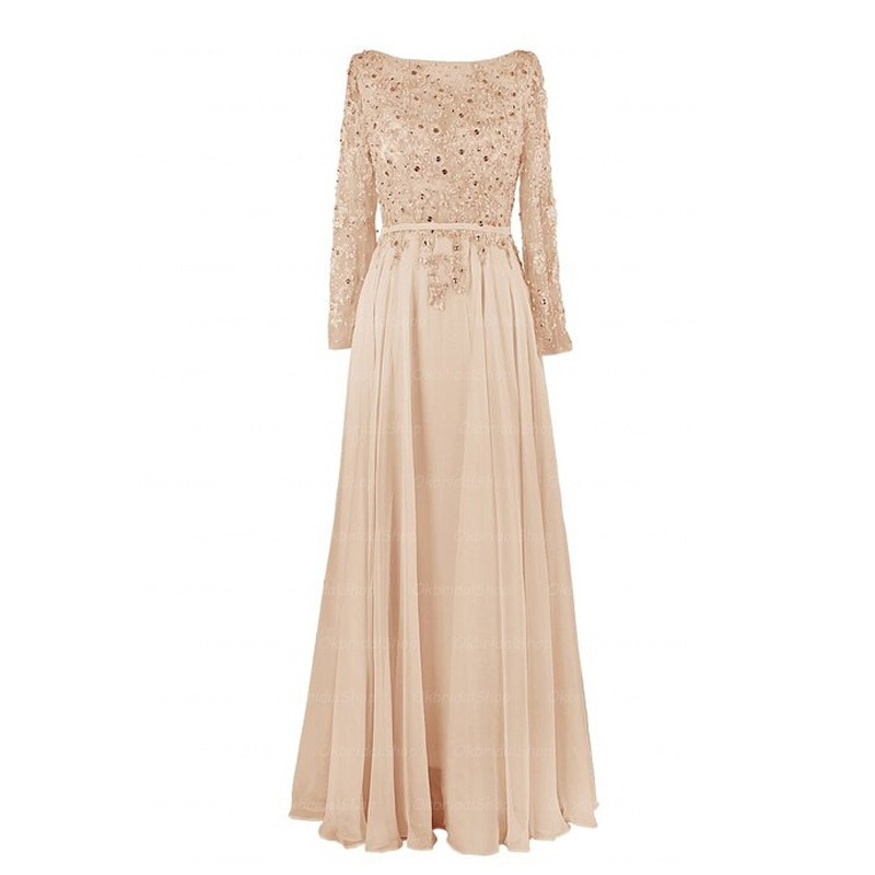 evening dress, long prom dress, pink prom dress and champagne prom dress