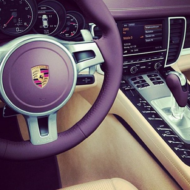 Car chanel gucci luxury purple rich swag tumblr for Interieur de voiture de luxe