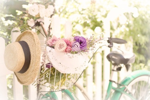 dreamy, floral, flowers and pastel