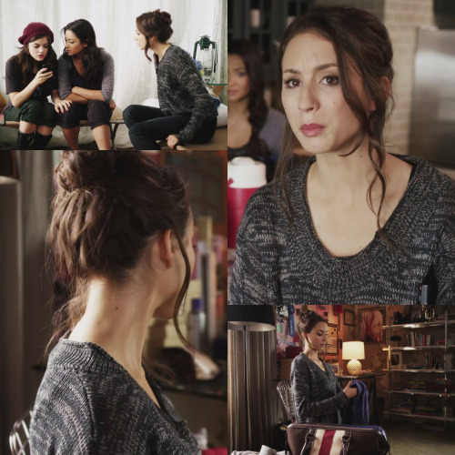 stocking cap weave hairstyles : ... elegant, girly, messy, pretty, pretty little liars, spencer hastings