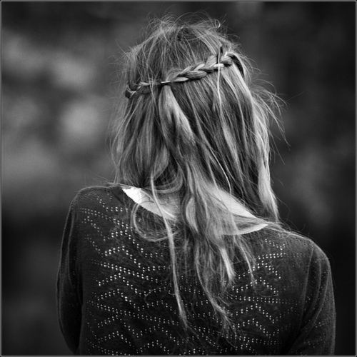 beautiful, beauty, black and white, braid, braided, braided hair, braids, crown, girl, girl thing, girly, girly stuff, hair, hairstyle, hipster, indie, lace, lady, outfit, pretty, style, stylish, swag, swater, woman, crown braid, ДЕВУШКИ