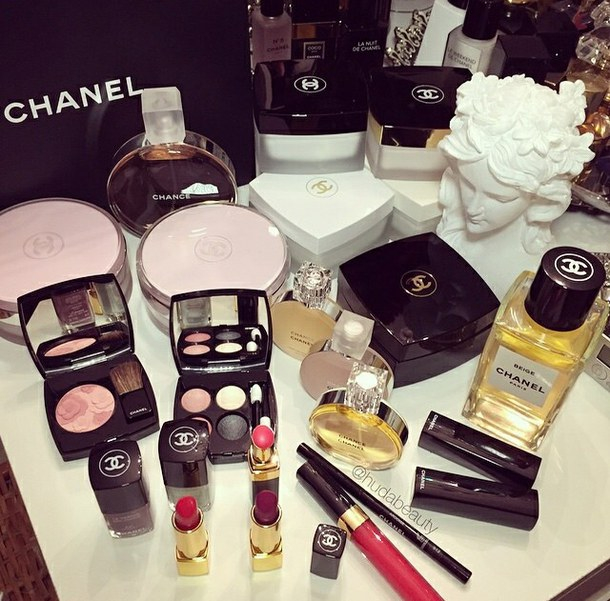 Beauty Chanel Collection Gucci Hipster Luxury Makeup Perfume