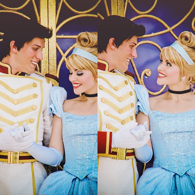 cinderella, disney, prince charming and princess