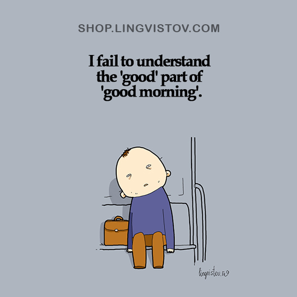 Good Morning Love Cartoon Quotes : Good Morning Lingvistovcom Image By Marky