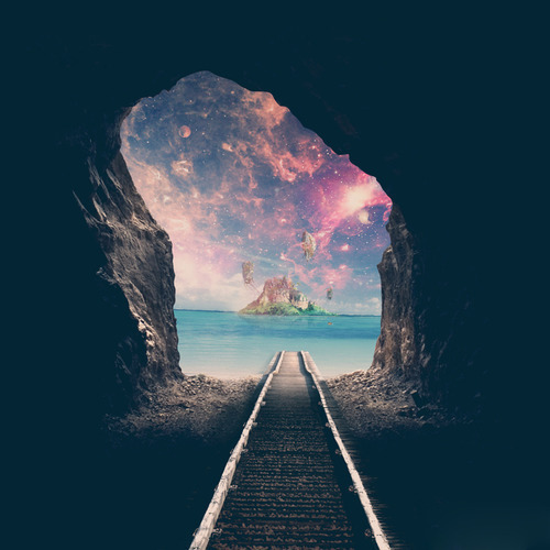 amazing, beautiful, cavern, color, dream, grotto, grunge, hipster, indie, mysterious, mystery, ocean, paradise, paradiso, pretty, secret, sky, water