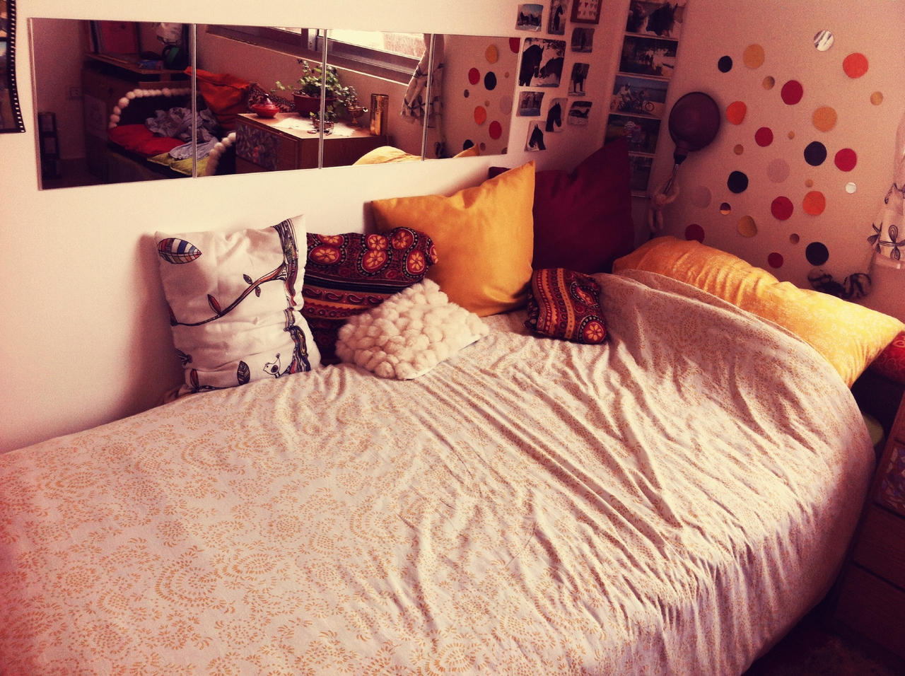 bed, bed room, bedroom and design