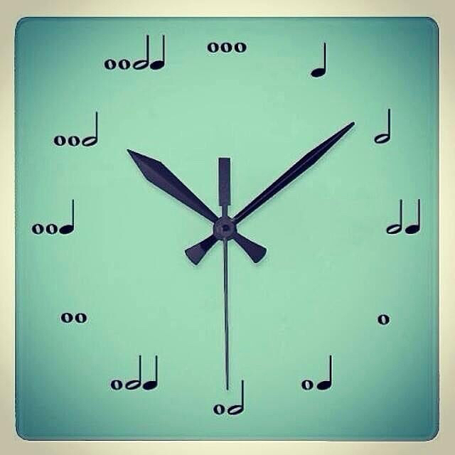 clocks, counting, music, musicnotes, notes, time