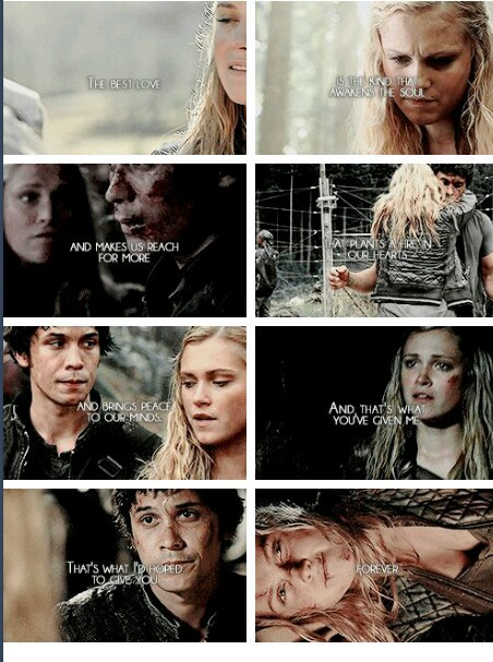 Bellamy And Clarke Image 2768010 By Lauralai On