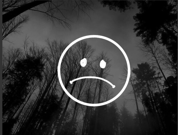 sad face wallpaper - photo #26