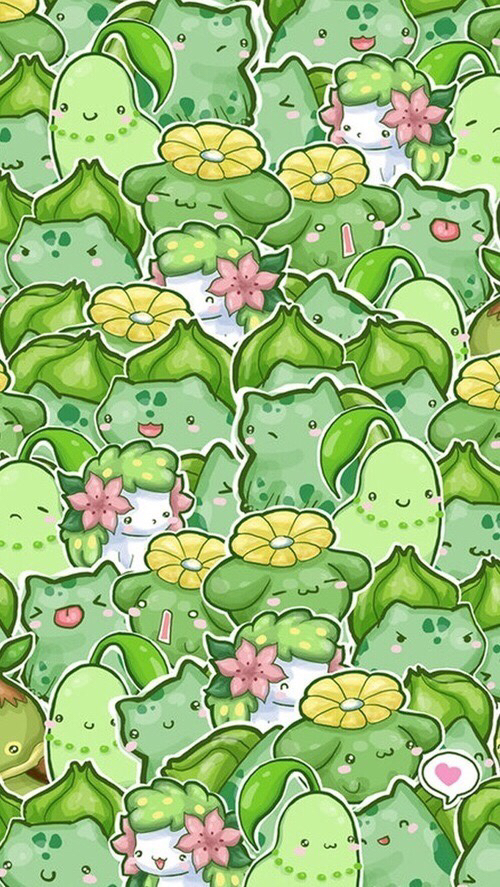 Background Cute Green And Kawaii Image 2780090 On Favim Com