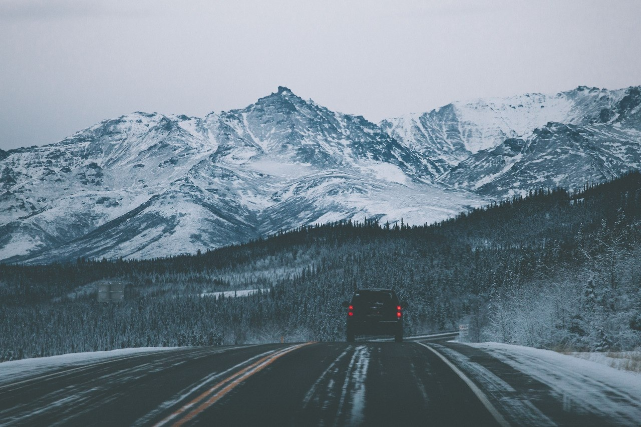 How To Travel To Alaska By Car