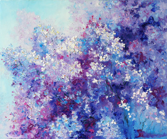 Quot Lilac Cloud Quot By Catherine Llyushkina Image 2858050