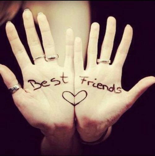 amigas, best friends, forever and friends