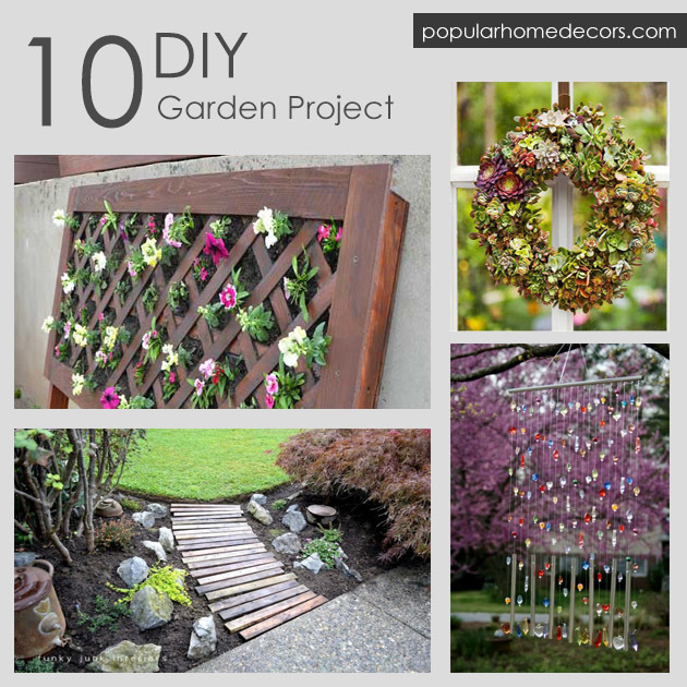 decoration, diy, do it yourself and flowers
