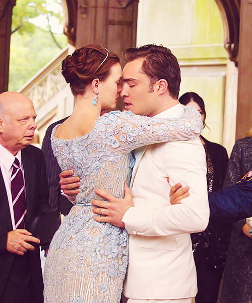 Chuck gossip girl wedding