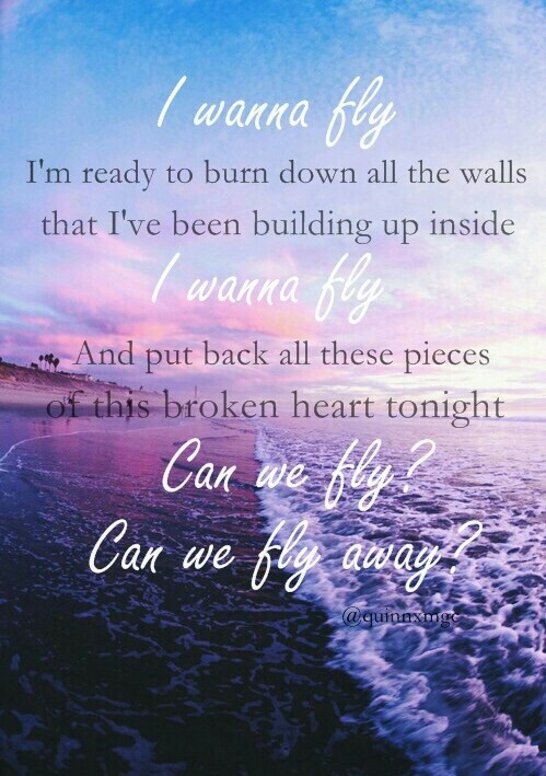 Songtext von Sleeping With Sirens - Fly Lyrics