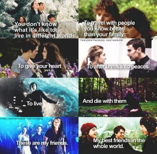 childhood, hunger games, memories, narnia, sagas, the lord of the rings, twilight, ️harry potter