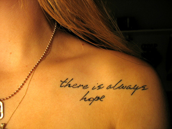 100 Tattoo Quotes You Should Check Before Getting - image ...